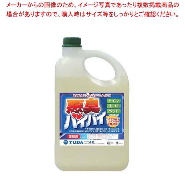 業務用 消臭剤 悪臭バイバイ 3.75L【 清掃・衛生用品 】