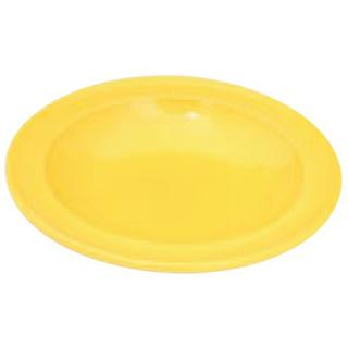 【まとめ買い10個セット品】 エミールアンリ スープ・パスタプレート 22cm イエロー【 和・洋・中 食器 】