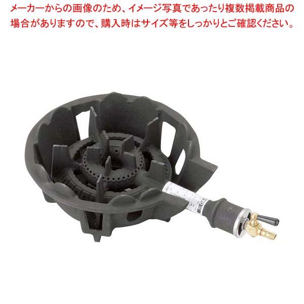 【まとめ買い10個セット品】 ガスコンロ 1重並(常用)DEJ-10SC 13A【 電気・ガスコンロ 】