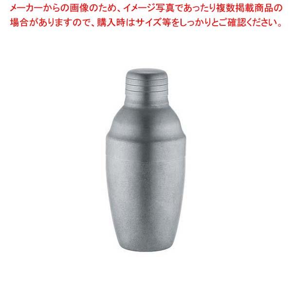 【まとめ買い10個セット品】 ヴィンテージ 18-8 カクテルシェーカー 350cc 029486【 ワイン・バー用品 】
