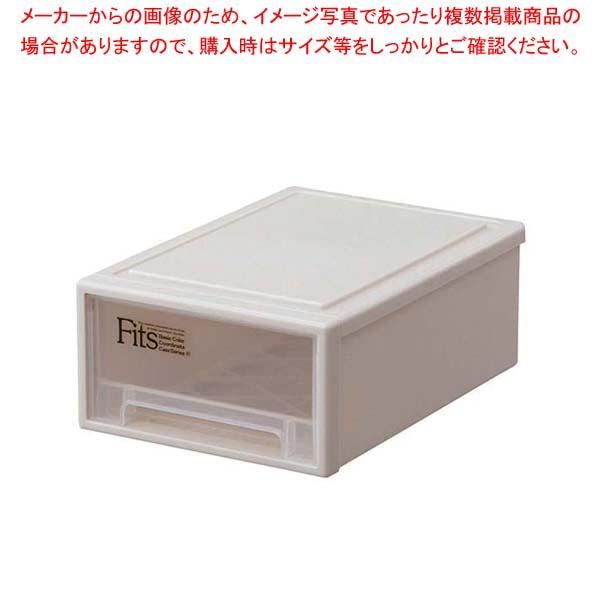 【まとめ買い10個セット品】 フィッツ リビング収納ケース スモール CAP(カプチーノ)【 棚・作業台 】