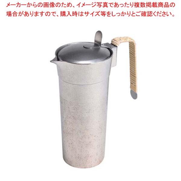 【まとめ買い10個セット品】 蓋付錫チロリ 匠 2合【 加熱調理器 】