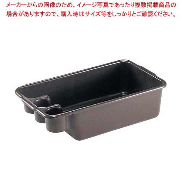 【まとめ買い10個セット品】 トラエックス トートボックス T260A【 バスボックス・洗浄ラック 】