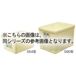 【まとめ買い10個セット品】 ポリプロピレン 角型 つけもの樽 S72型(押し蓋付)【 ストックポット・保存容器 】