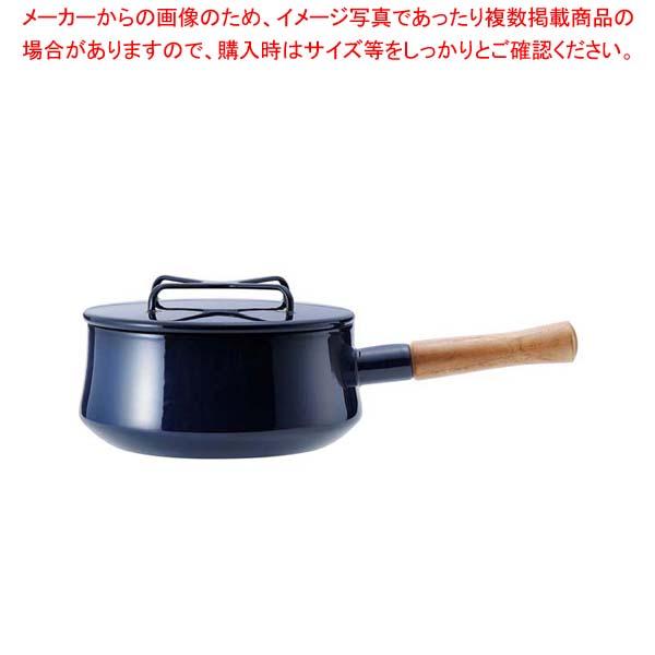 DANSK コベンスタイル 片手鍋 18cm ティール