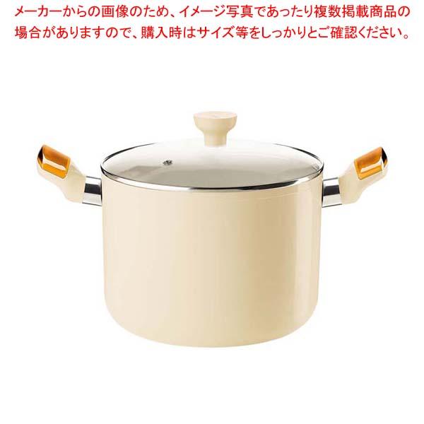 日本に グッチーニ IHストックポット 228410 45オレンジ【 オーブンウェア 】, モトビレッジ cc914c54