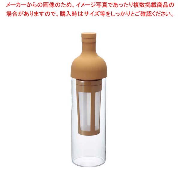 ハリオ フィルターインコーヒーボトル モカ FIC-70-MCカフェ・サービス用品・トレー