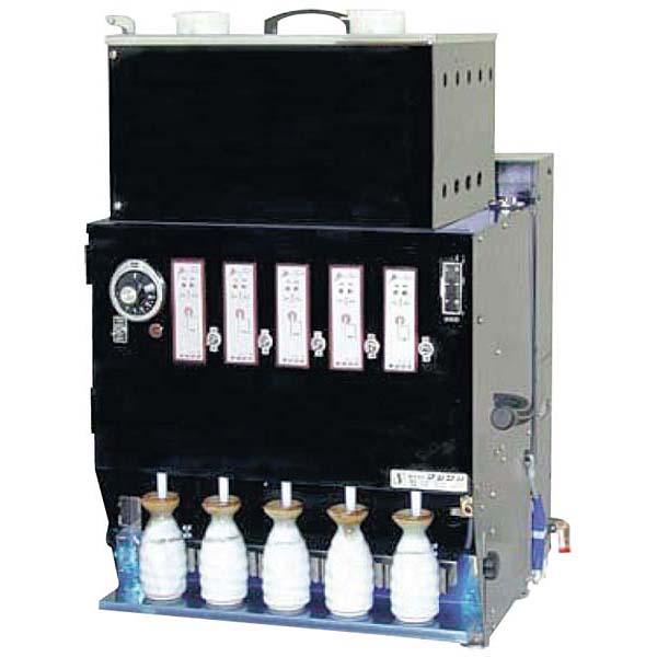 サンシン ガス 自動 酒燗器 お燗番 GNT-5 6B加熱調理器
