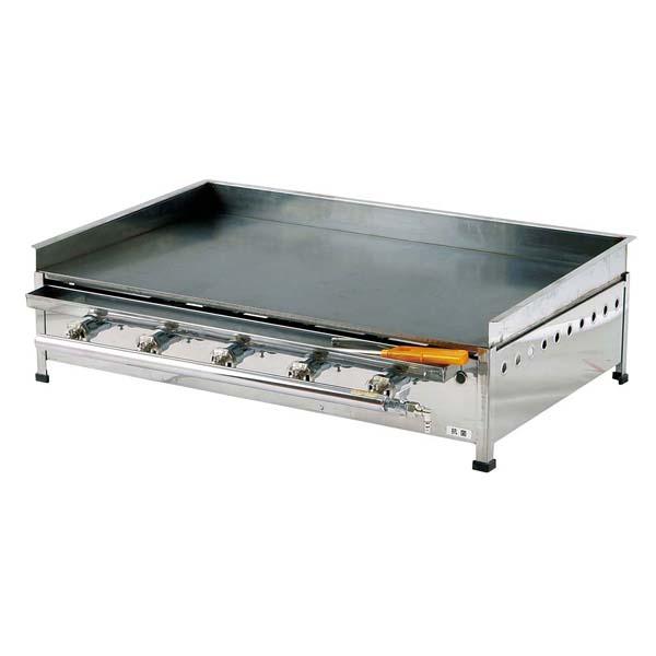IT ガス式 グリドル 卓上用 TYS600 6Bお好み焼・たこ焼・鉄板焼関連