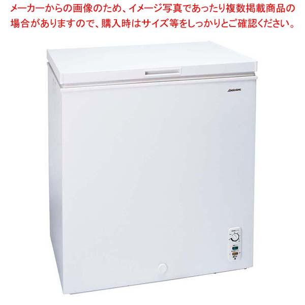 アビテラックス 直冷式上開き冷凍庫 ACF145C冷温機器