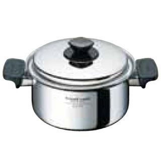 『 両手鍋 』ビタクラフト ヘキサプライ 両手鍋 No.6127