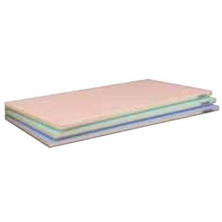『 まな板 業務用 』ポリエチレン 全面カラーかるがるまな板 600×300×H23mm 青