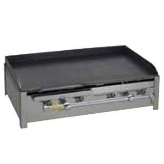 台置き式 鉄板焼器 GR-74 都市ガス