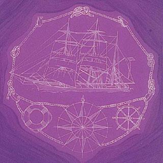 【 セリグラフィ 帆船 055007 】 【 厨房器具 製菓道具 おしゃれ 飲食店 】
