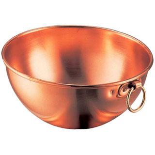 【 銅ボール ENDO 45cm ENDO 】 【 キッチンボウル 】【 厨房器具 製菓道具 おしゃれ 飲食店 】 【 バレンタイン 手作り 】
