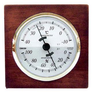 【まとめ買い10個セット品】【 温湿度計 CR-640 】【 厨房器具 製菓道具 おしゃれ 飲食店 】