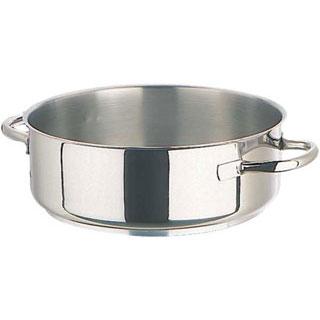 【まとめ買い10個セット品】モービル プロイノックス 外輪鍋[蓋無] 5937.28 28cm 】【 厨房器具 製菓道具 おしゃれ 飲食店 】