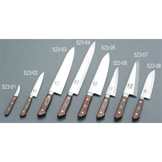【まとめ買い10個セット品】堺刀司 ガラスキ 18cm