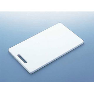 【まとめ買い10個セット品】家庭用抗菌プラスチックまな板 K-37