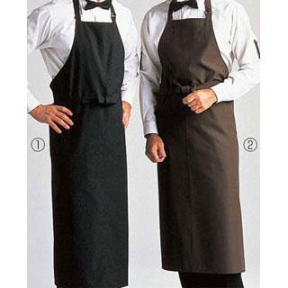 【まとめ買い10個セット品】【 エプロン DM-555 [1]No.20 】【 厨房器具 製菓道具 おしゃれ 飲食店 】