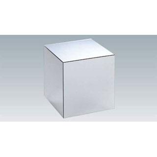 【 SWアクリルミラーキューブ 直方体 大 】 【 厨房器具 製菓道具 おしゃれ 飲食店 】