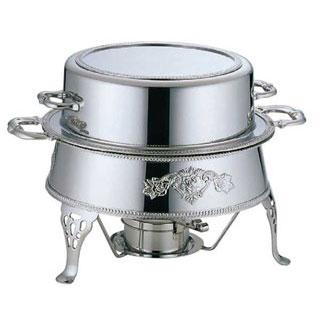 【 18-8丸湯煎[A・C・D・E] 18インチ 】 【 厨房器具 製菓道具 おしゃれ 飲食店 】