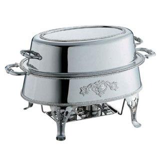 【 18-8小判湯煎[A・C・D・E] 22インチ 】 【 厨房器具 製菓道具 おしゃれ 飲食店 】