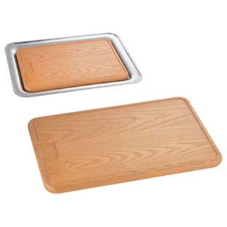 【まとめ買い10個セット品】【 木製カッティングボード20インチ角盆用 】 【 厨房器具 製菓道具 おしゃれ 飲食店 】