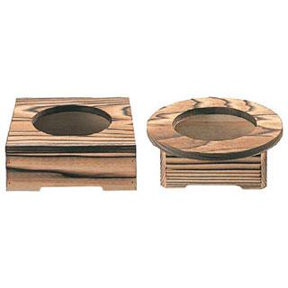 【まとめ買い10個セット品】【 保温器用 木枠 丸型 】【 厨房器具 製菓道具 おしゃれ 飲食店 】