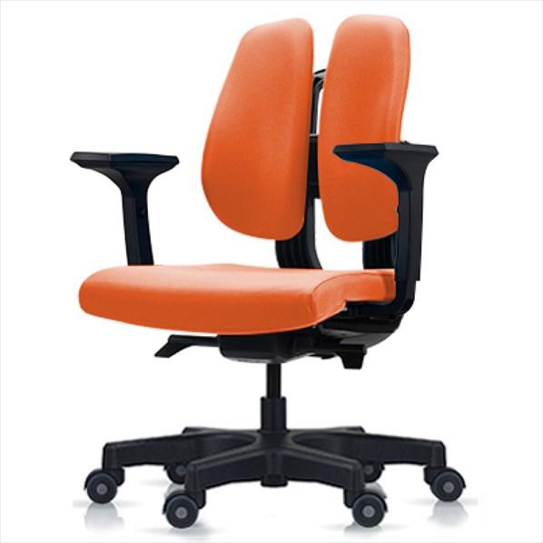 オフィスチェア D150 ORANGE 1台
