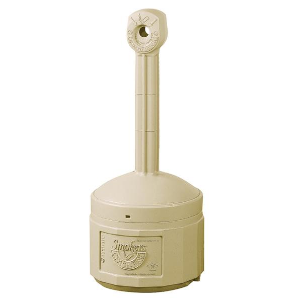 自己消化式灰皿 シースファイア ベージュ1台