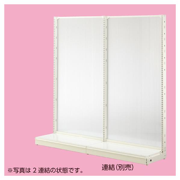 KZ片面ホワイトポリカパネル W90×H150 本体