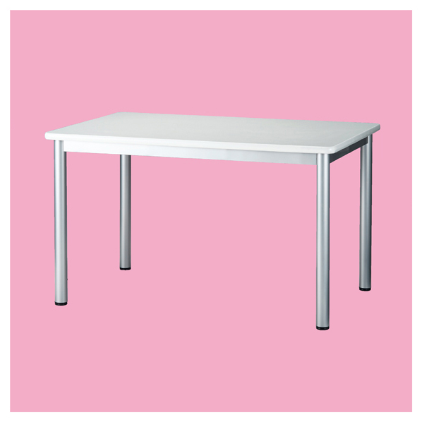 ミーティングテーブルソフトエッジ120×75cmナチュラル