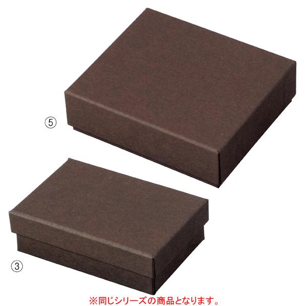 【まとめ買い10個セット品】 フェザーケース ブラウン 19.4×18.4×2.6cm 6個