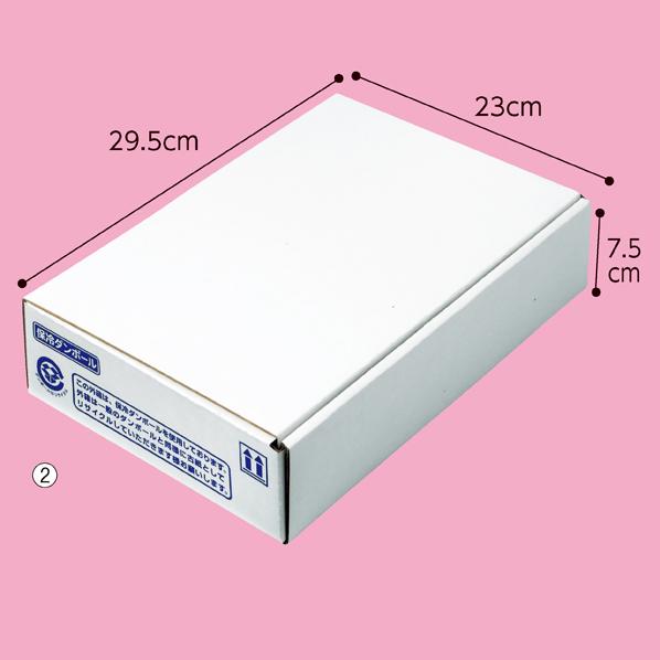 保冷ダンボールエコクール 29.5×23×7.5 50枚