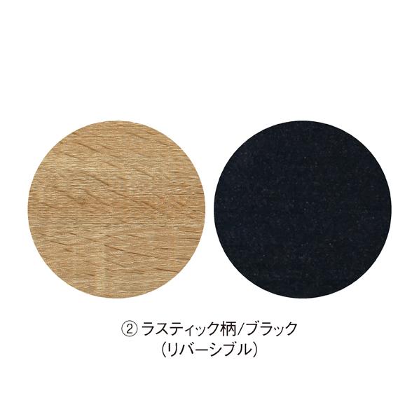 【まとめ買い10個セット品】 F-P上部Fパネルセット ブラック用 W90cm ラスティック/ブラック (リバーシブル仕様)