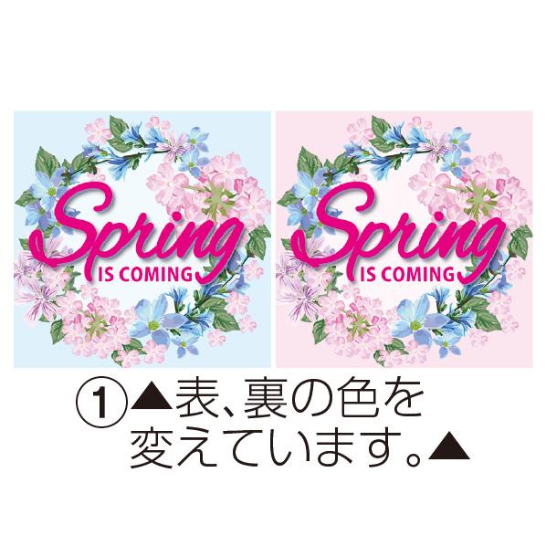 【まとめ買い10個セット品】 Spring is coming テーマポスター10枚 【桜 サクラ さくら 春 飾り イベント 装飾】