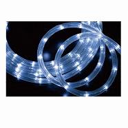 LED100球ロープライト ホワイト1セット【 クリスマス クリスマスイルミネーション イルミネーション 電飾 ライト 店舗装飾 飾り ディスプレイ christmas xmas 】
