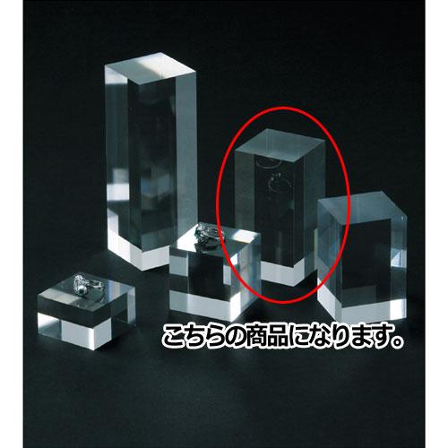 【まとめ買い10個セット品】 アクリル角柱 5cm角 H10cm