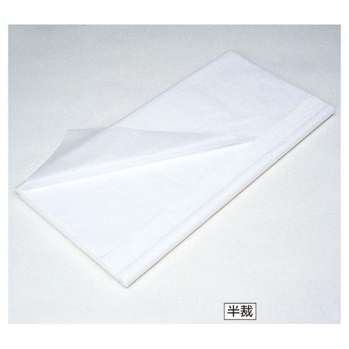 【まとめ買い10個セット品】 薄葉紙 半裁 白 2000枚【店舗備品 包装紙 ラッピング 袋 ディスプレー店舗】