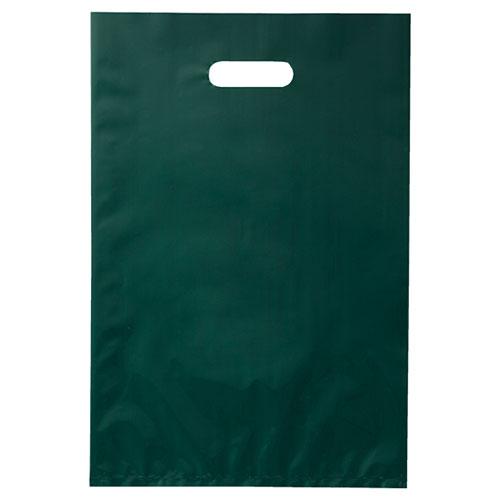 【まとめ買い10個セット品】ポリ袋ソフト型 カラー ダークグリーン 22×35 2000枚【 店舗什器 小物 ディスプレー ギフト ラッピング 包装紙 袋 消耗品 店舗備品 】