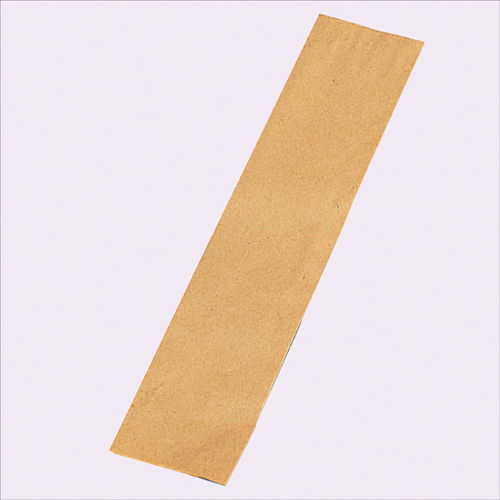 【まとめ買い10個セット品】平袋 クラフト 5.5×24.5 3000枚【 店舗什器 小物 ディスプレー ギフト ラッピング 包装紙 袋 消耗品 店舗備品 】