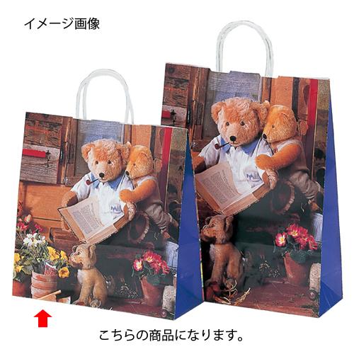 ハニーベアー 32×11×32 200枚【店舗備品 包装紙 ラッピング 袋 ディスプレー店舗】