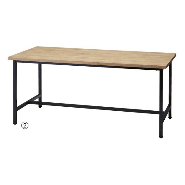 格安販売中 大型スチール脚テーブルW180cmタイプ, ハクスイムラ:78598065 --- promilahcn.com