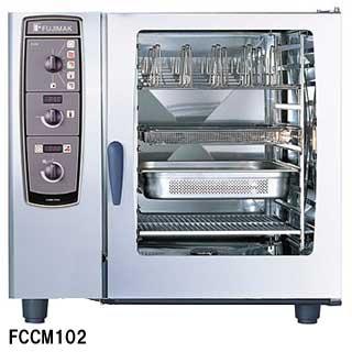 フジマック 業務用コンビオーブン FCCMシリーズ ガス式 FCCM102G W1069×D971×H1017 【 メーカー直送/代引不可 】