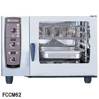 フジマック 業務用コンビオーブン FCCMシリーズ ガス式 FCCM62G W1069×D971×H757【 メーカー直送/後払い決済不可 】