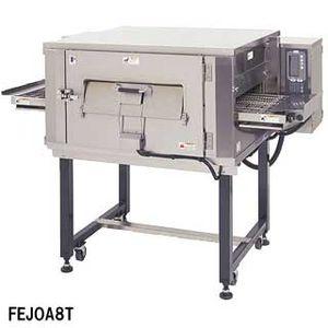 フジマック 業務用ジェットオーブン 電気式・ツインコンベアモデル FEJOA8TE W1480×D872×H1145 【 メーカー直送/後払い決済不可 】
