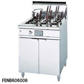 フジマック 業務用電気ゆで麺器 FENB966045 W960×D600×H800【 メーカー直送/後払い決済不可 】