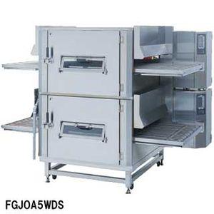フジマック 業務用ジェットオーブン ガス式 FGJOA5WDS W2050×D1403×H1705 【 メーカー直送/後払い決済不可 】