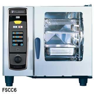 フジマック 業務用コンビオーブン FSCCシリーズ ガス式 FSCC6G W847×D771×H757 【 メーカー直送/後払い決済不可 】